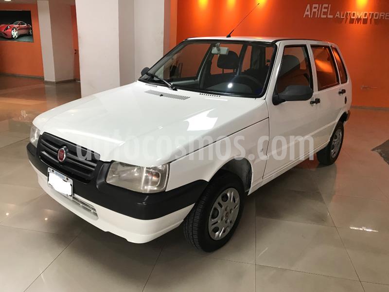 FIAT Uno Fire 5P usado (2010) color Blanco precio $225.000