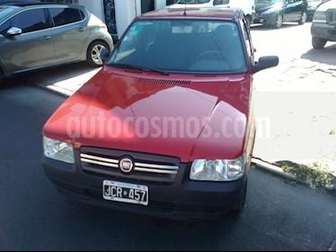 FIAT Uno Fire 5P Confort usado (2010) color Rojo precio $195.000