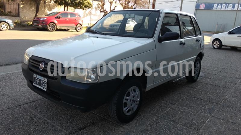 FIAT Uno Fire 5P usado (2010) color Blanco precio $320.000