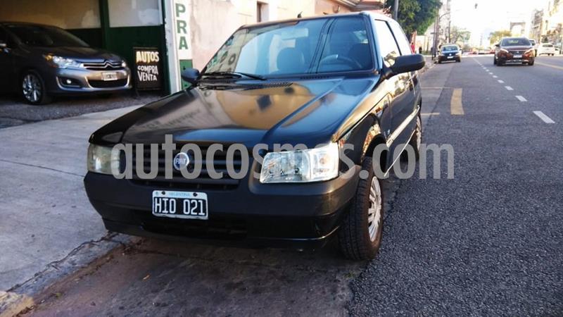 FIAT Uno Fire 3P Confort usado (2008) color Negro Vulcano precio $420.000