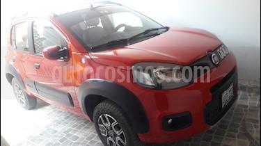 Foto venta Auto usado Fiat Uno Way  1.4L Plus  (2017) color Rojo precio u$s8,400