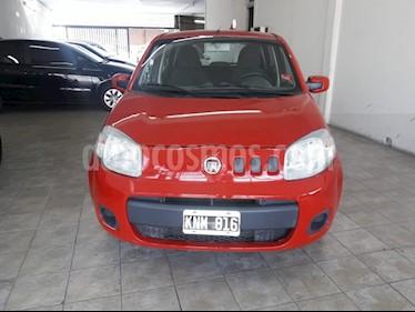 Foto venta Auto Usado Fiat Uno - (2011) color Rojo precio $120.000