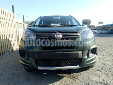 FIAT Uno 1.4L Way Style  usado (2019) color Verde Amazonia precio $5.500.000