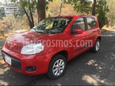 Foto Fiat Uno 1.4L usado (2013) color Rojo precio $72,000