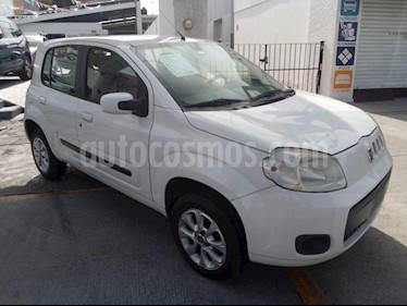 Foto venta Auto usado Fiat Uno 1.4L (2013) color Blanco precio $71,000