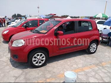 Fiat Uno 1.4L usado (2013) color Rojo precio $90,000