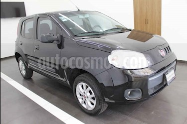 Foto Fiat Uno 1.4L usado (2014) color Negro precio $125,000