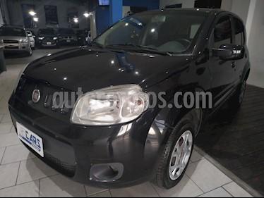 FIAT Uno 3P 1.4 Fire Evo Attractive Pack Seguridad usado (2011) color Negro Vesubio precio $299.000