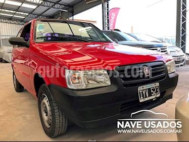 Foto venta Auto Usado Fiat Uno 3P 1.4 Fire Evo Attractive (2010) color Rojo Alpine