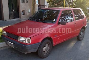 Foto venta Auto Usado Fiat Uno 3P 1.6 CS (1987) color Rojo precio $70.000
