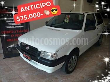 Foto venta Auto usado Fiat Uno 3P SL (2008) color Blanco precio $75.000