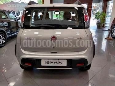 Foto venta Auto usado FIAT Uno 5P 1.3 Way (2019) color Gris Oscuro precio $580.000