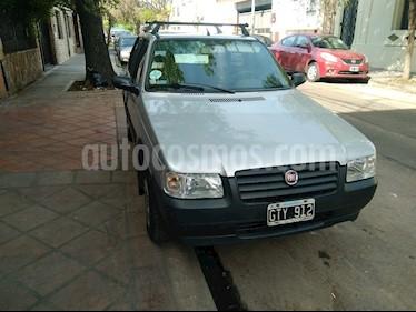 Foto venta Auto usado Fiat Uno 5P 1.3 Way (2007) color Plata Bari precio $115.000