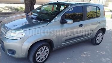 Foto venta Auto usado Fiat Uno 5P 1.4 Fire Evo Attractive (2013) color Gris Scandium precio $190.000