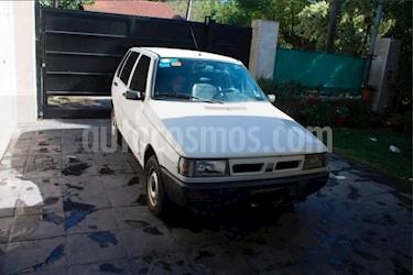 Foto venta Auto Usado Fiat Uno 5P 1.4 S Confort (1998) color Blanco precio $56.000