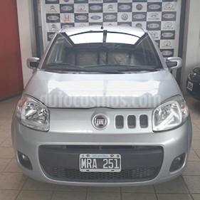Foto venta Auto Usado Fiat Uno 5P SCV (2013) color Gris Claro precio $200.000