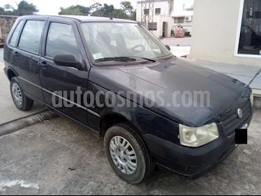 Foto venta Auto Usado Fiat Uno 5P SL (2007) color Azul precio $80.000