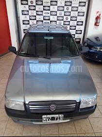 Foto venta Auto usado FIAT Uno 5P SL (2013) color Gris Oscuro precio $170.000