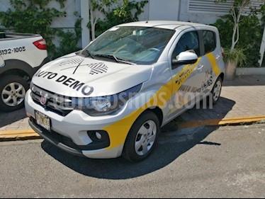 Foto venta Auto usado Fiat Uno 5p Sporting L4/1.4 Man (2018) color Plata precio $228,900