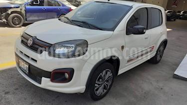 Foto venta Auto usado Fiat Uno 5p Sporting L4/1.4 Man (2018) color Blanco precio $169,000