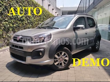 Foto venta Auto usado Fiat Uno 5p Way L4/1.4 Man (2019) color Gris precio $201,504
