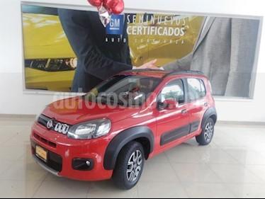 Foto venta Auto usado Fiat Uno 5p Way L4/1.4 Man (2016) color Rojo precio $161,900