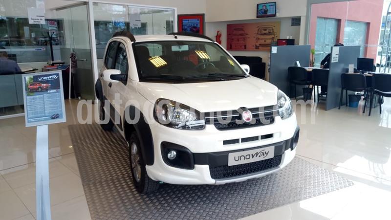 Foto FIAT Uno 5P 1.3 Way nuevo color Blanco precio $973.000