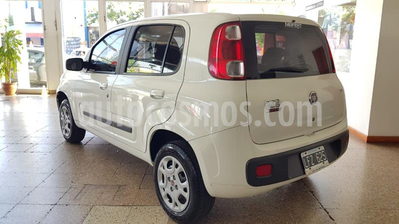 FIAT Uno 3P 1.4 S SPi usado (2012) color Blanco precio $560.000