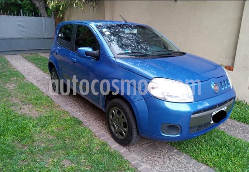 FIAT Uno 5P 1.4 Fire Evo Way usado (2011) color Azul Buzios precio $490.000