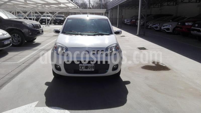 FIAT Uno 5P 1.7 CSD usado (2012) color Blanco precio $485.000