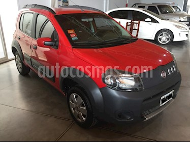 FIAT Uno - usado (2013) color Rojo precio $330.000