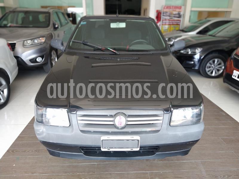 FIAT Uno 3P 1.6 CL usado (2014) color Negro precio $495.000