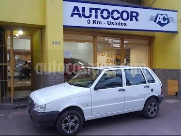 FIAT Uno 3P 1.3 Fire Confort usado (2011) color Blanco precio $210.000
