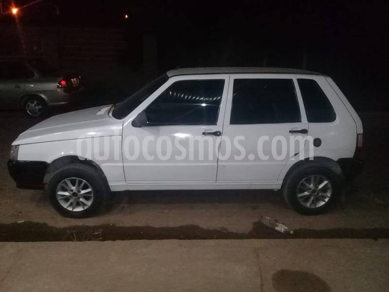 FIAT Uno 5P 1.3 S MPi usado (2011) color Blanco precio $360.000