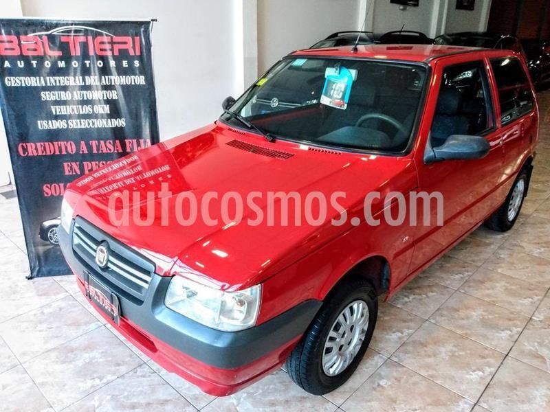 FIAT Uno 3P 1.3 S MPi usado (2010) color Rojo precio $330.000