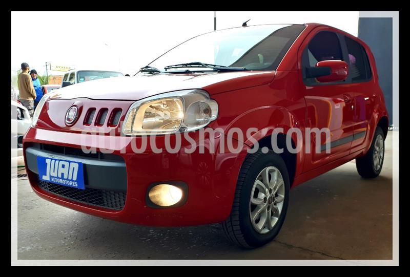 FIAT Uno 5P 1.4 Attractive usado (2014) color Rojo precio $405.000