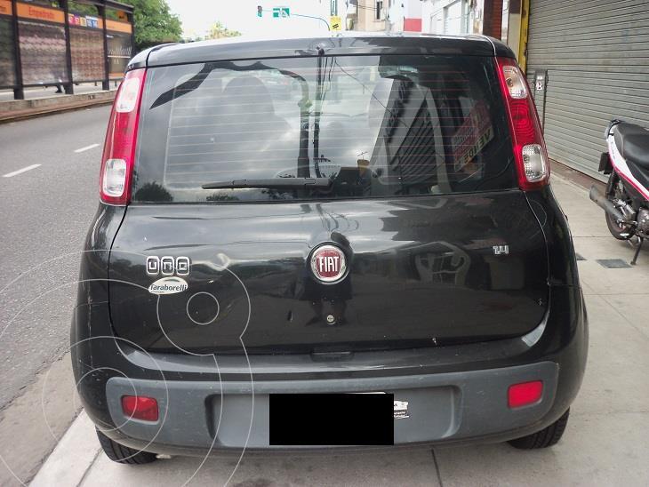 Foto FIAT Uno Attractive usado (2010) color Negro precio $469.900