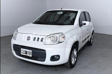 FIAT Uno 5P 1.4 Attractive usado (2013) color Blanco precio $395.000