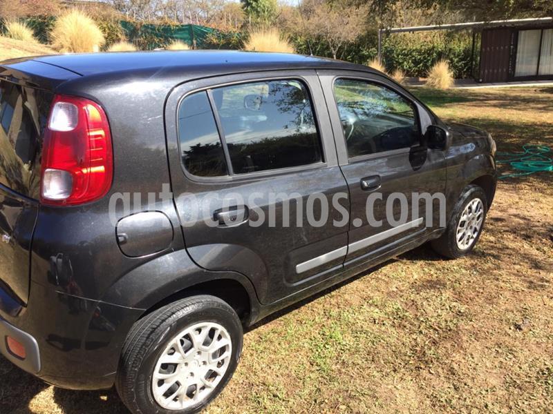 FIAT Uno 5P 1.4 S Confort usado (2015) color Negro precio $470.000