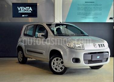 FIAT Uno 5P 1.4 Attractive usado (2010) color Gris Claro precio $240.000