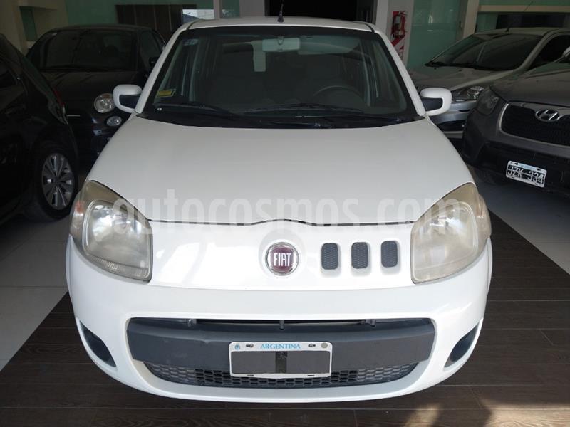 FIAT Uno 5P 1.7 CSD usado (2012) color Blanco precio $530.000