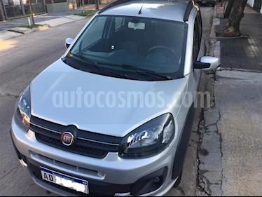 FIAT Uno 5P 1.3 Way usado (2019) color Plata Bari precio $690.000