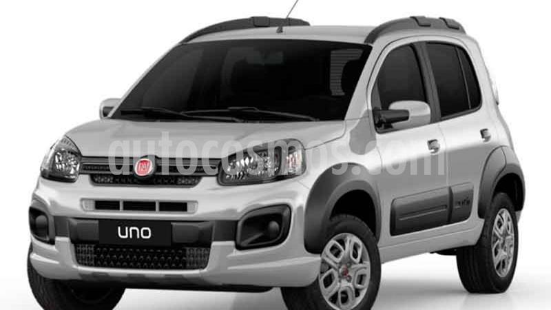 OfertaFIAT Uno 5P 1.3 Way nuevo color Plata Bari precio $975.000