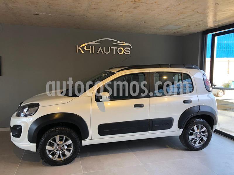 FIAT Uno 5P 1.3 Way usado (2019) color Blanco precio $1.090.000