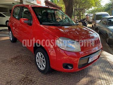FIAT Uno 5P 1.4 Attractive usado (2015) color Rojo precio $395.000
