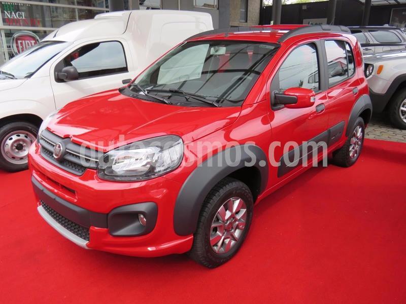 OfertaFIAT Uno 5P 1.3 Way nuevo color Rojo Alpine precio $975.000