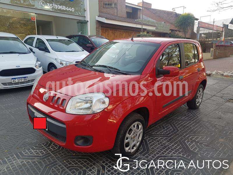 FIAT Uno 5P 1.4 Attractive usado (2012) color Rojo precio $479.000