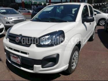 Fiat Uno Attractive usado (2018) color Blanco precio $145,000