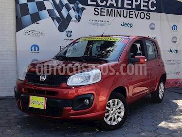 Foto venta Auto usado Fiat Uno Attractive (2017) color Rojo Alpine precio $159,000