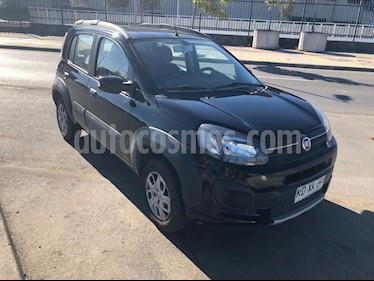 FIAT Uno 1.4L Evo usado (2019) color Negro precio $5.800.000